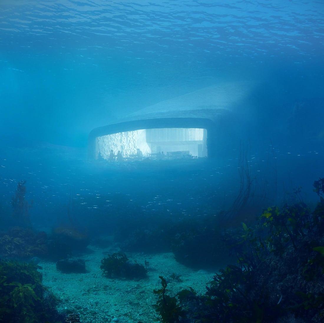 Những kiến trúc dưới nước độc nhất vô nhị Ảnh 2