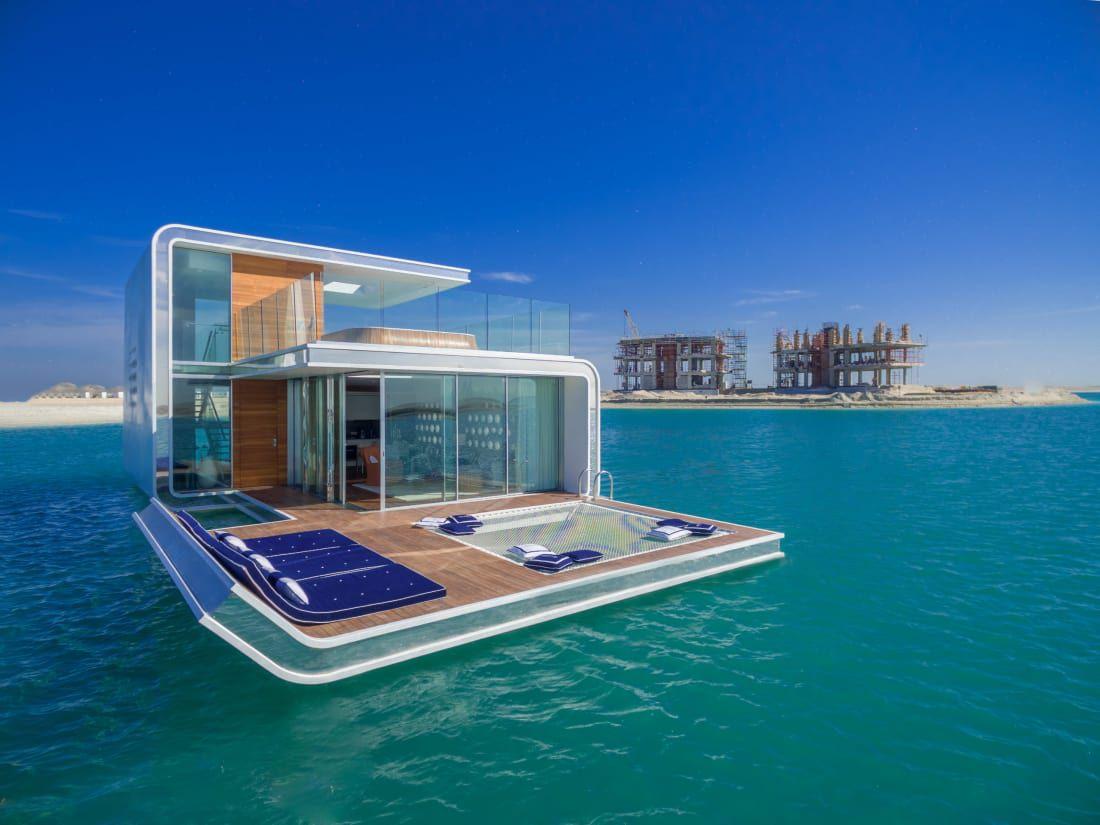Những kiến trúc dưới nước độc nhất vô nhị Ảnh 8