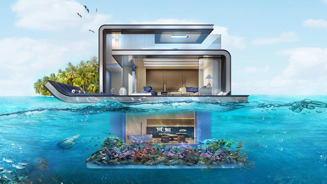 Những kiến trúc dưới nước độc nhất vô nhị Ảnh 9