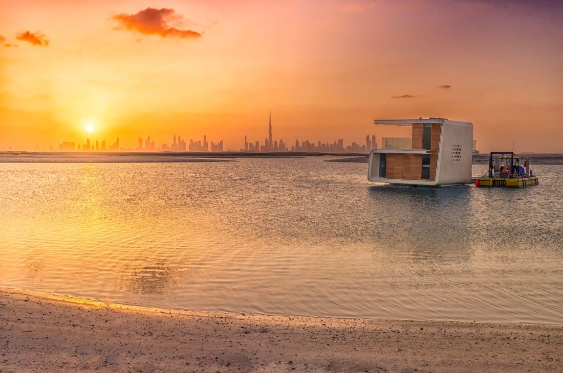 Những kiến trúc dưới nước độc nhất vô nhị Ảnh 11
