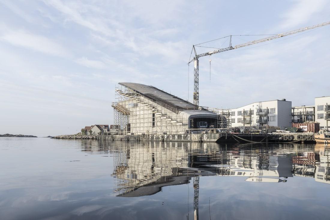 Những kiến trúc dưới nước độc nhất vô nhị Ảnh 4