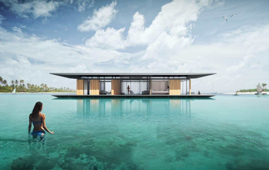 Những kiến trúc dưới nước độc nhất vô nhị Ảnh 14