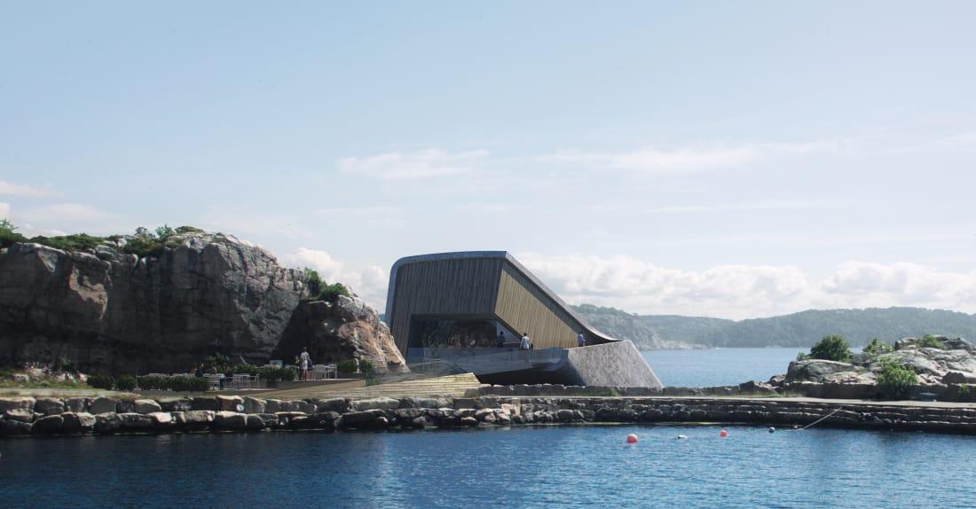 Những kiến trúc dưới nước độc nhất vô nhị Ảnh 3
