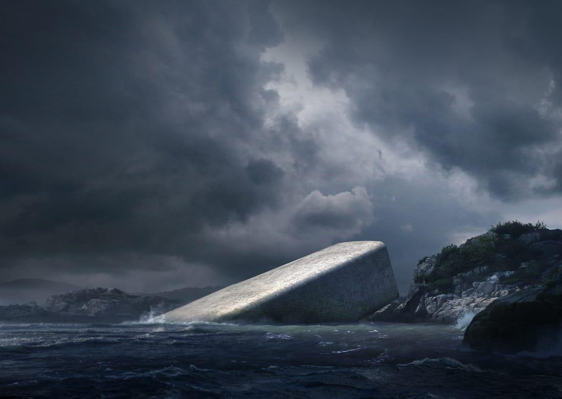 Những kiến trúc dưới nước độc nhất vô nhị Ảnh 5