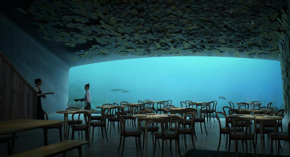 Những kiến trúc dưới nước độc nhất vô nhị Ảnh 6