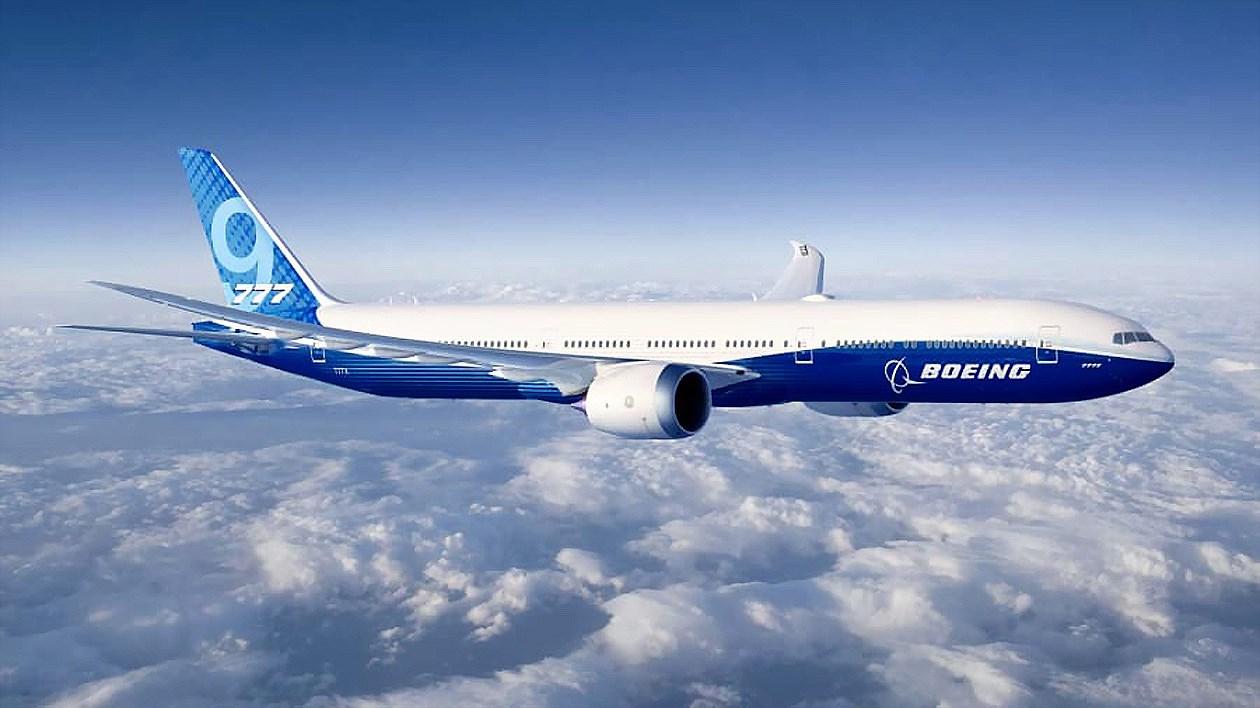 Lộ diện Boeing 777-9X Ảnh 1