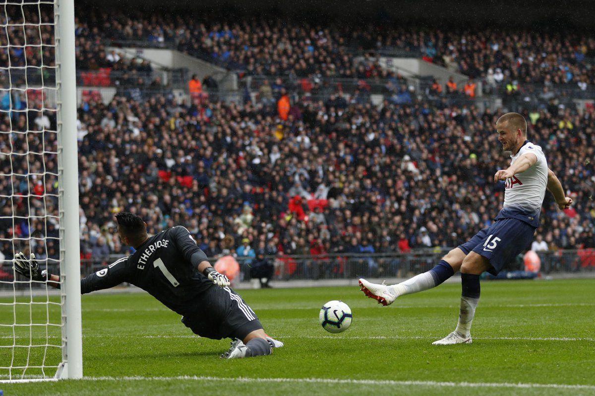 Ngoại hạng Anh: Tottenham nhọc nhằn tìm lại chiến thắng Ảnh 2