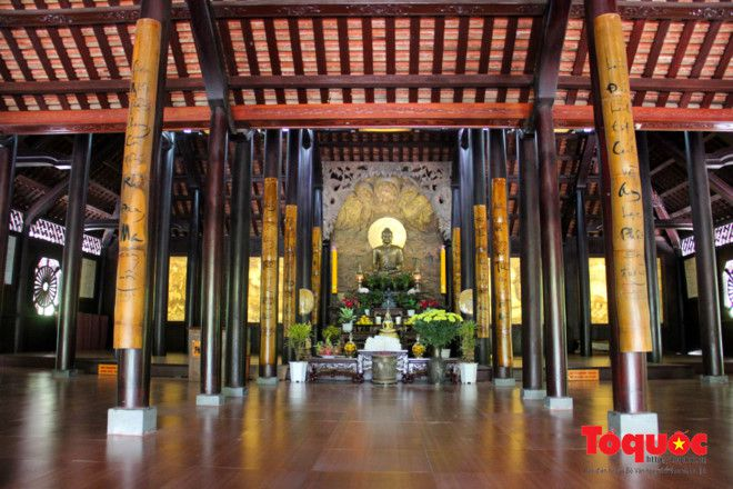 Khám phá ngôi chùa nằm trong lòng núi đẹp như 'tiên cảnh' ở Cố đô Huế Ảnh 14