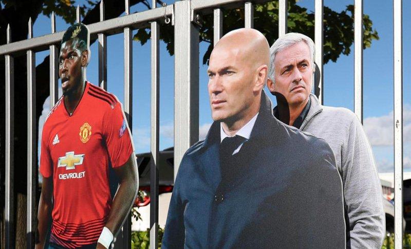 Zidane 'ủ mưu', bật chế độ chờ chiếm ghế nóng MU Ảnh 1