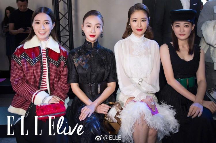 Cuộc đổ bộ đáng tiền của dàn sao Châu Á đình đám tại các tuần lễ thời trang quốc tế Ảnh 20