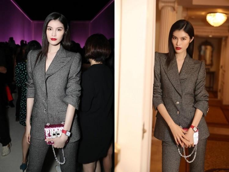 Cuộc đổ bộ đáng tiền của dàn sao Châu Á đình đám tại các tuần lễ thời trang quốc tế Ảnh 13