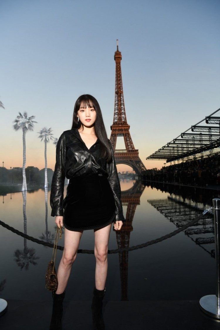 Cuộc đổ bộ đáng tiền của dàn sao Châu Á đình đám tại các tuần lễ thời trang quốc tế Ảnh 18