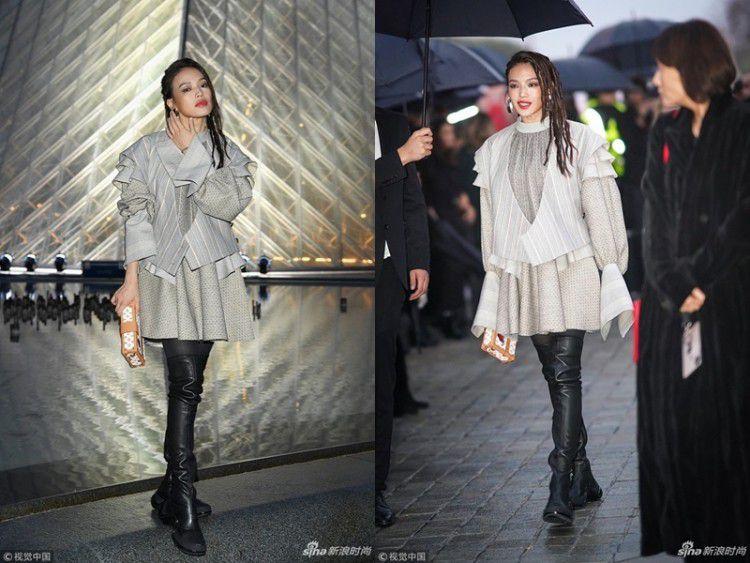 Cuộc đổ bộ đáng tiền của dàn sao Châu Á đình đám tại các tuần lễ thời trang quốc tế Ảnh 27