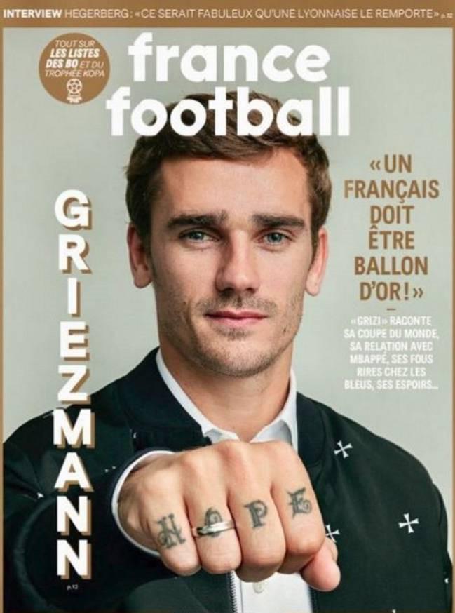 'Năm nay, Quả bóng vàng dứt khoát phải thuộc về một cầu thủ người Pháp' Ảnh 3