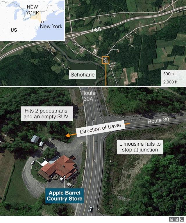 Đâm xe làm 20 người chết ở Mỹ: Từ ngày vui trở thành thảm kịch Ảnh 4