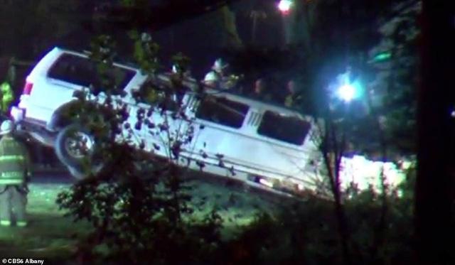 Đâm xe làm 20 người chết ở Mỹ: Từ ngày vui trở thành thảm kịch Ảnh 1