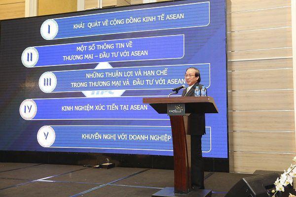 Hàng Việt chậm chân bước vào thị trường ASEAN Ảnh 4