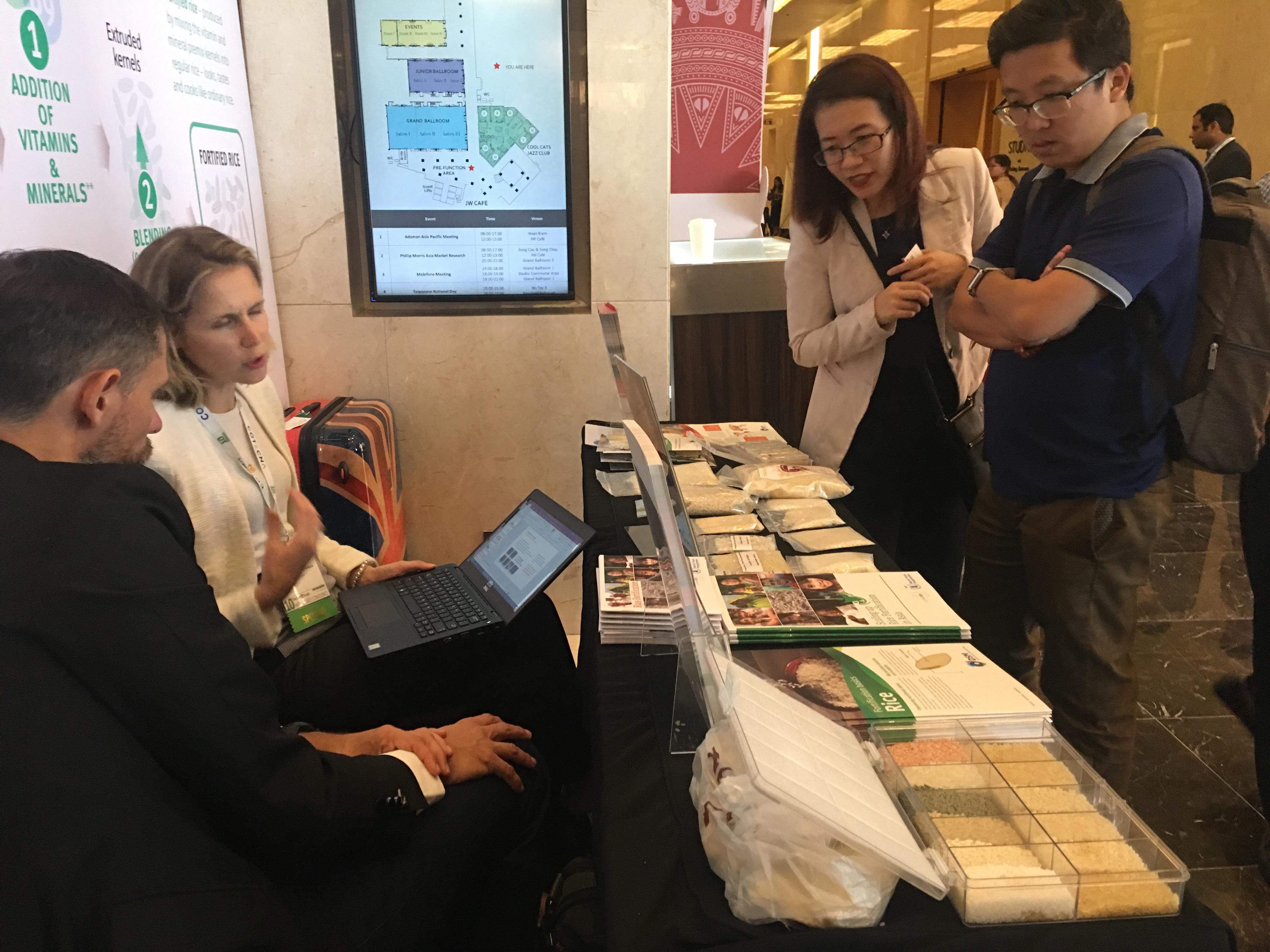 Gạo xuất khẩu của Việt Nam tăng liên tục cả về lượng và chất Ảnh 4