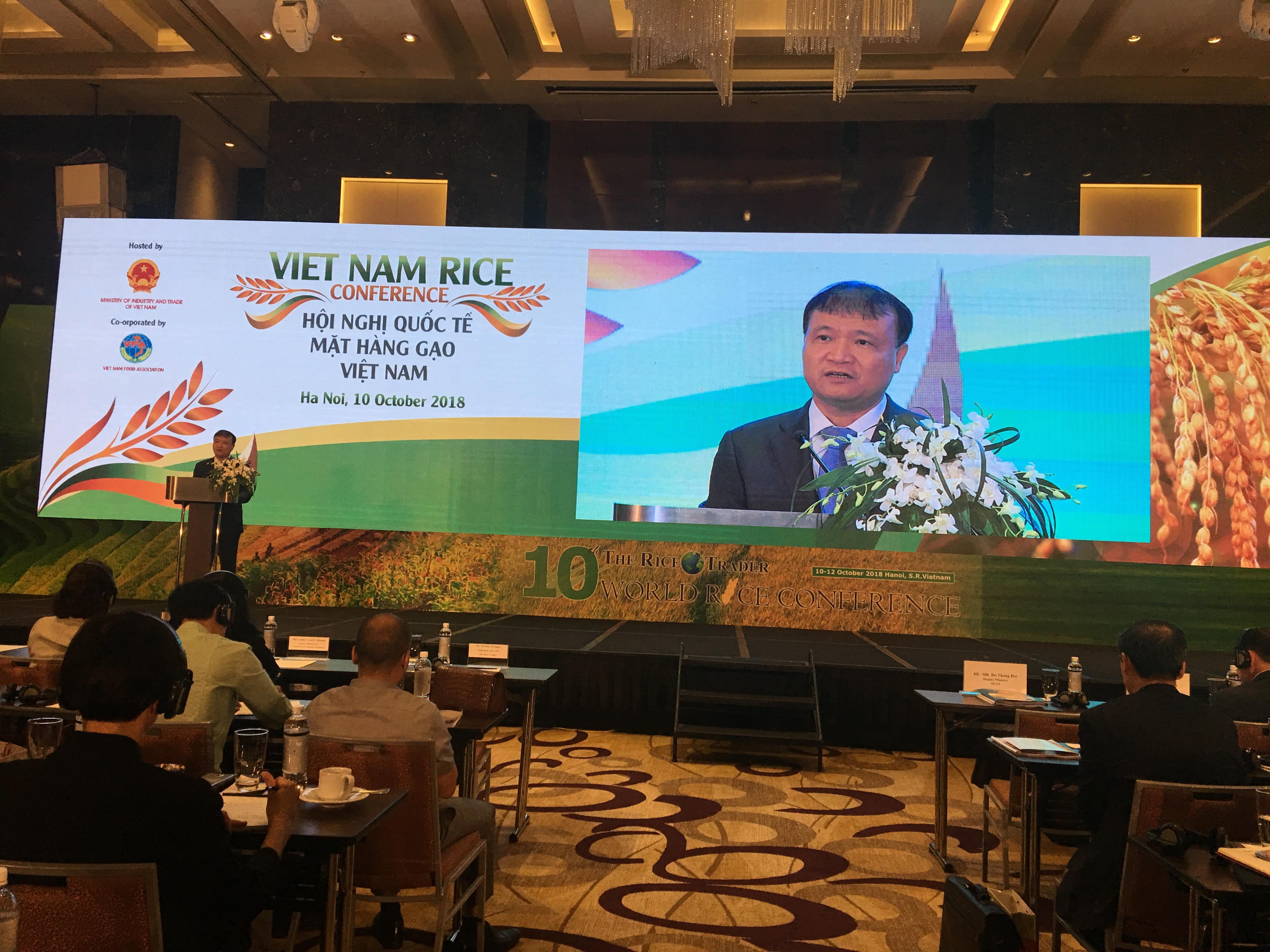 Gạo xuất khẩu của Việt Nam tăng liên tục cả về lượng và chất Ảnh 2