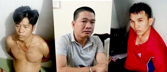 Bắt tạm giam 3 nghi phạm cướp vàng ở Phú Yên ảnh 1