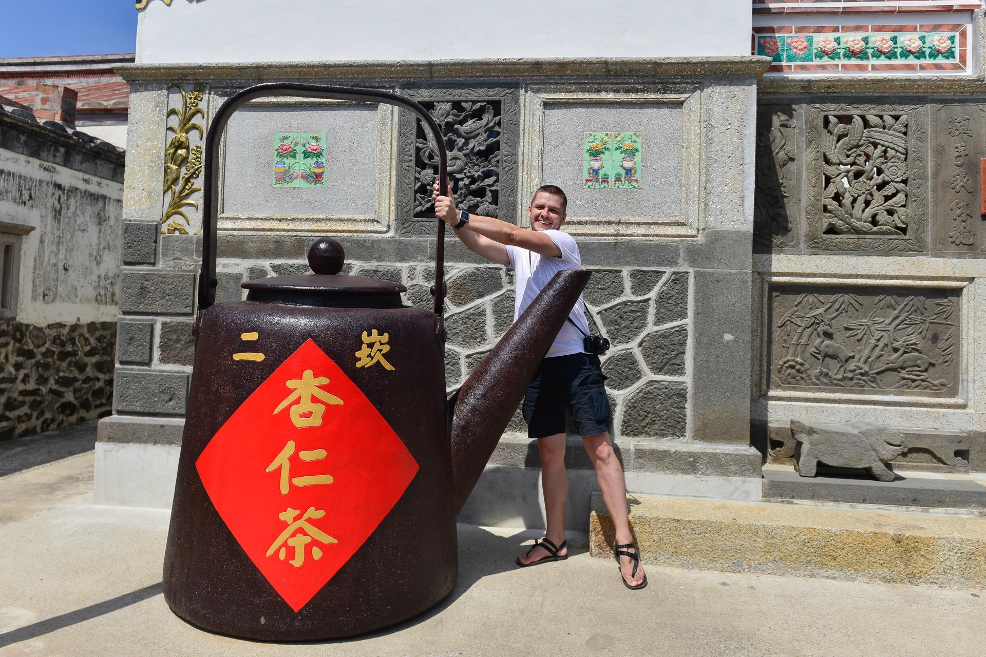 Viên ngọc của Thượng Đế trên eo biển Đài Loan Ảnh 12