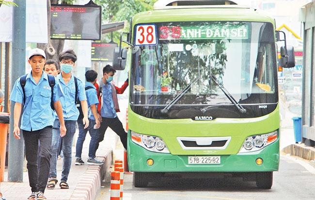 Kết nối giao thông công cộng bằng xe buýt mi-ni Ảnh 1