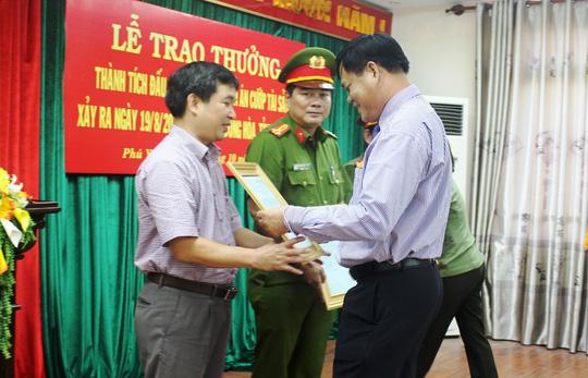 Nhóm cướp vàng táo tợn ở Phú Yên có ý định thủ tiêu nhau Ảnh 1
