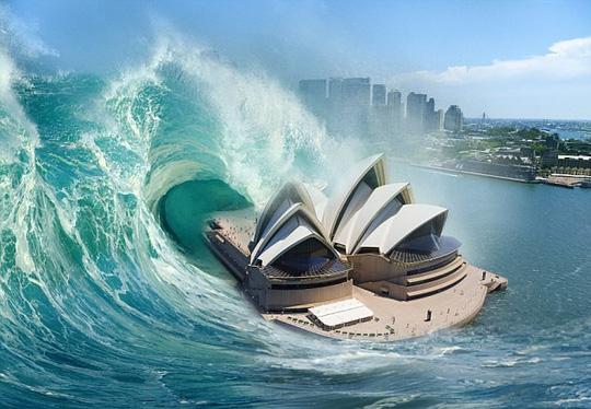 Sóng thần 'quái vật' 60 m có thể tấn công Úc bất cứ lúc nào Ảnh 1