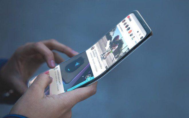 Vì sao Samsung muốn sản xuất điện thoại gập đôi Galaxy X? Ảnh 2