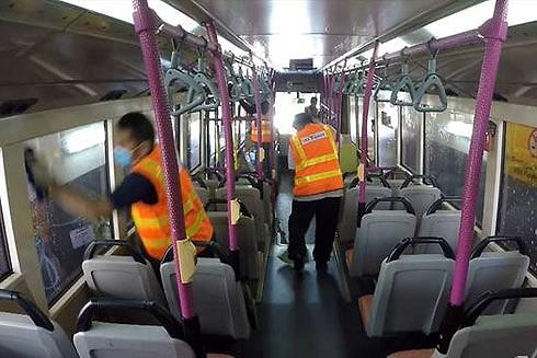 Khám phá hệ thống xe buýt phục vụ 4 triệu hành khách mỗi ngày ở Singapore Ảnh 2