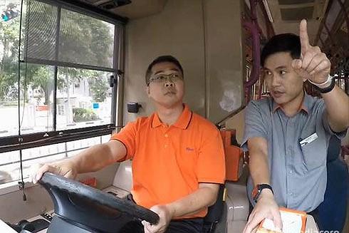 Khám phá hệ thống xe buýt phục vụ 4 triệu hành khách mỗi ngày ở Singapore Ảnh 3