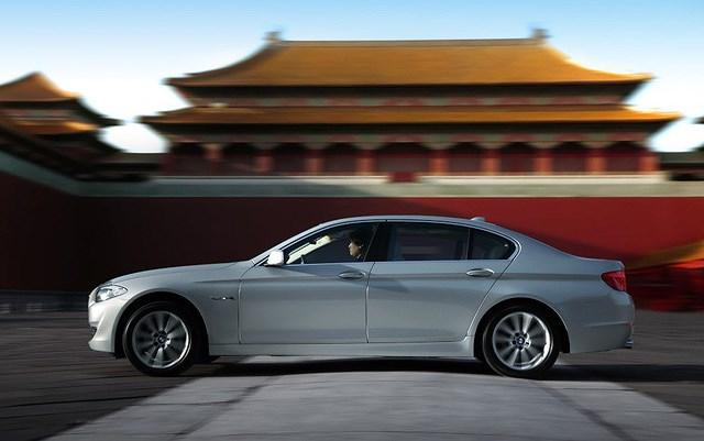 BMW giành quyền kiểm soát liên doanh ở Trung Quốc Ảnh 1