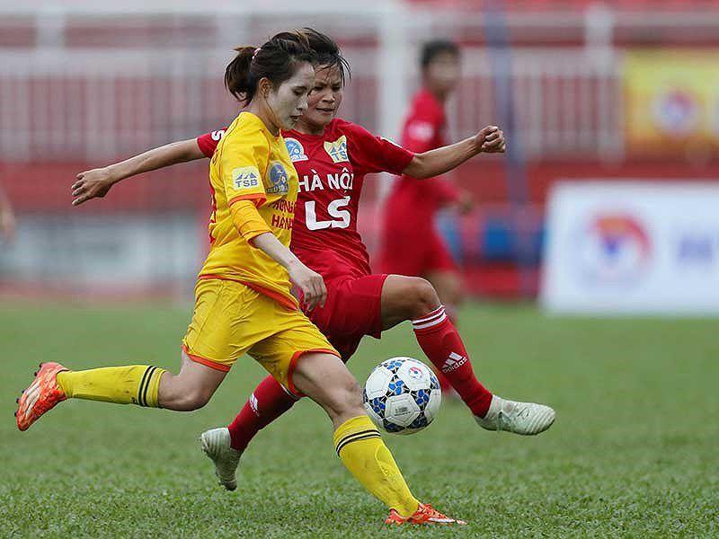 Đánh bại Hà Nội, Phong Phú Hà Nam đi chung kết Ảnh 2