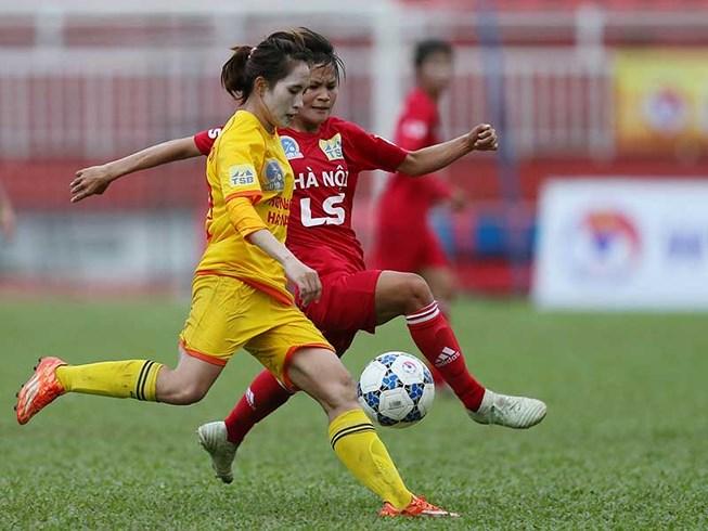 Đánh bại Hà Nội, Phong Phú Hà Nam đi chung kết Ảnh 1