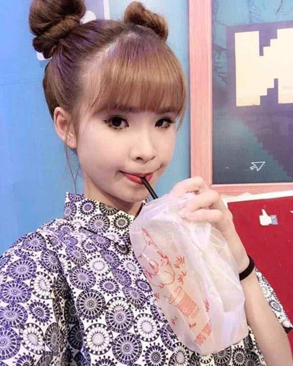 Nhã Phương, Angela Phương Trinh, Minh Tú... mê mẩn kiểu tóc 'Na Tra' Ảnh 11