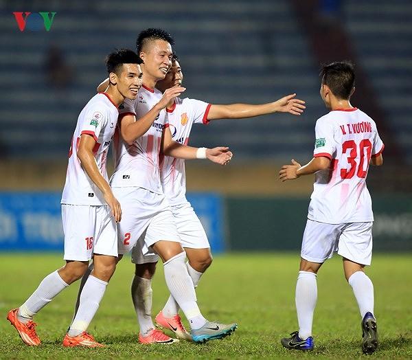 Trận play-off giữa Nam Định và Hà Nội B: Kẻ tám lạng, người nửa cân Ảnh 1