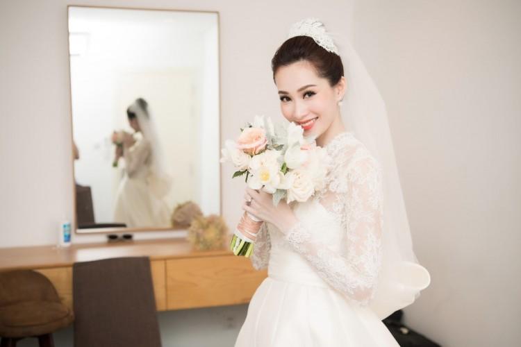 Sao Việt ngày cưới: Giật mình vì sự khác biệt giữa Lan Khuê, Nhã Phương với Jennifer Phạm, Lệ Quyên Ảnh 9