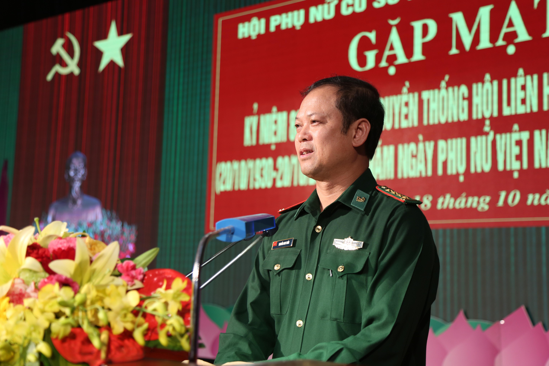Giao lưu, tọa đàm nhân Ngày Truyền thống Phụ nữ Việt Nam Ảnh 1