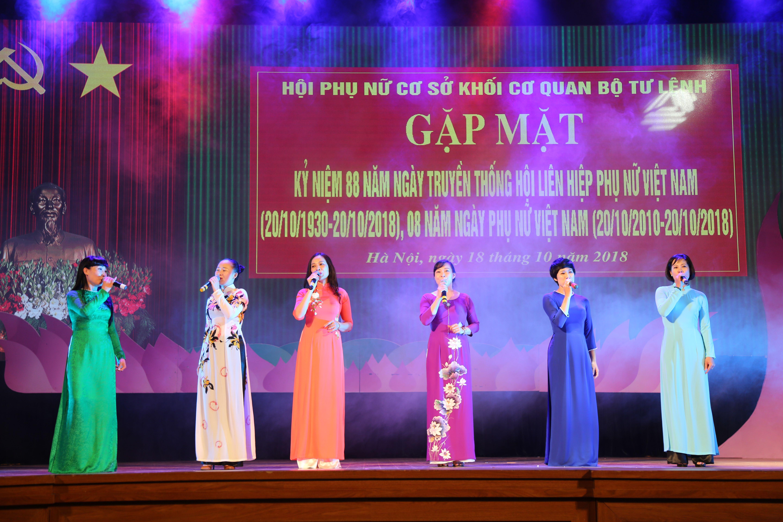Giao lưu, tọa đàm nhân Ngày Truyền thống Phụ nữ Việt Nam Ảnh 4