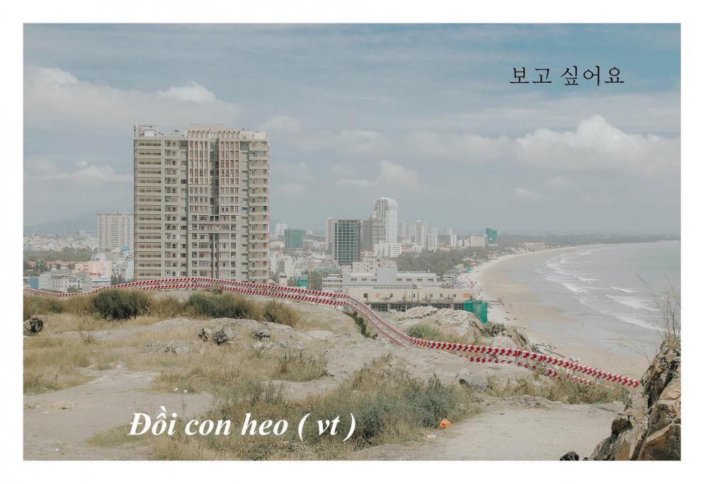 Đang trầm trồ bộ ảnh Hàn Quốc này sao đẹp quá thì ngỡ ngàng hóa ra là chụp... 100% tại phố biển Vũng Tàu Ảnh 7