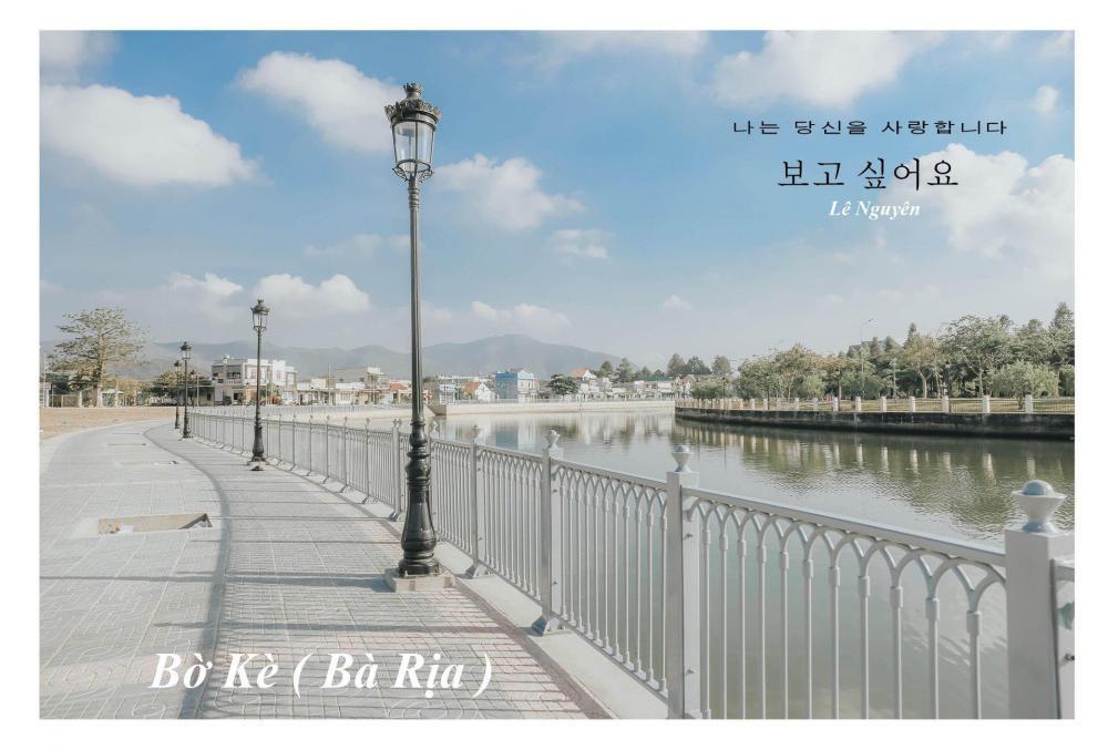 Đang trầm trồ bộ ảnh Hàn Quốc này sao đẹp quá thì ngỡ ngàng hóa ra là chụp... 100% tại phố biển Vũng Tàu Ảnh 10