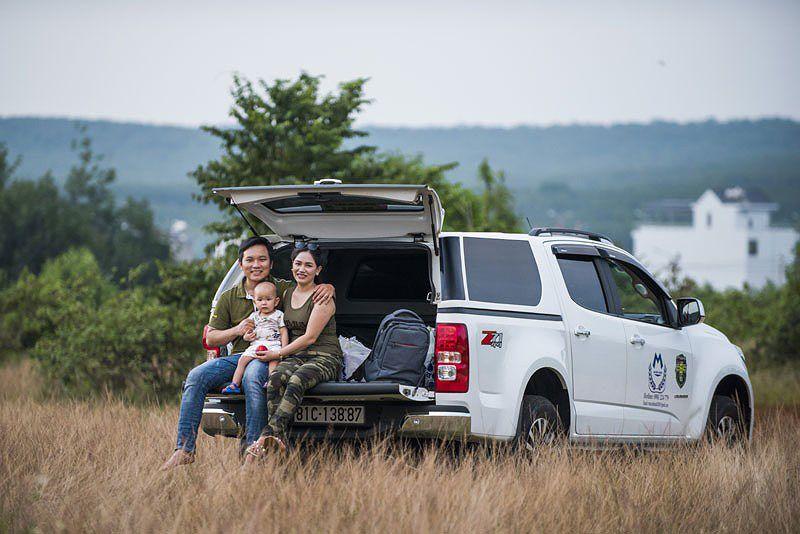 Câu chuyện của những 'bóng hồng' sau vô lăng thích xe SUV và bán tải Ảnh 4