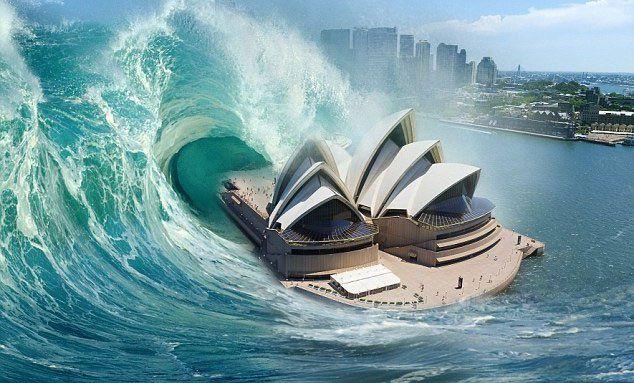 Sóng thần 'hủy diệt' cao 60m có thể ập vào nước Úc Ảnh 1