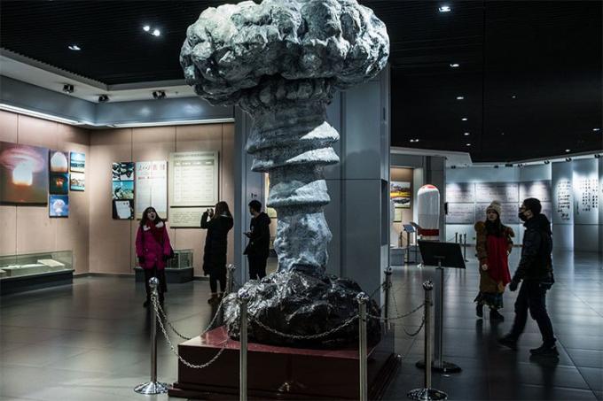 Cơ sở bí mật chế tạo bom nguyên tử đầu tiên của Trung Quốc Ảnh 1