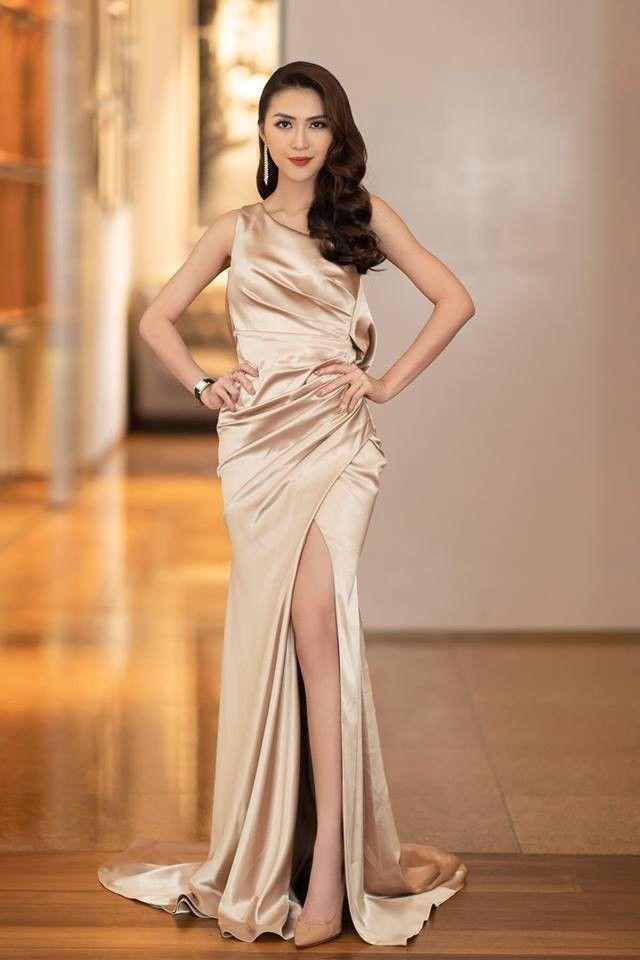 Vừa đăng quang, Á hậu Phương Nga - Hoa hậu Tiểu Vy đã đụng độ chan chát với vô số mỹ nhân Ảnh 2