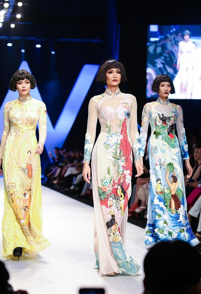 Vừa đăng quang, Á hậu Phương Nga - Hoa hậu Tiểu Vy đã đụng độ chan chát với vô số mỹ nhân Ảnh 7