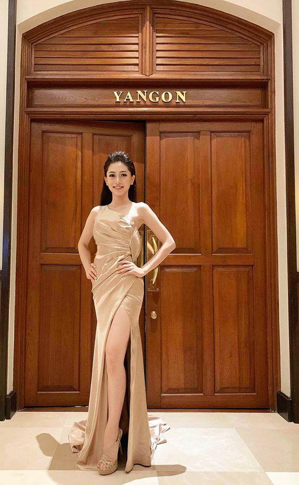 Vừa đăng quang, Á hậu Phương Nga - Hoa hậu Tiểu Vy đã đụng độ chan chát với vô số mỹ nhân Ảnh 1