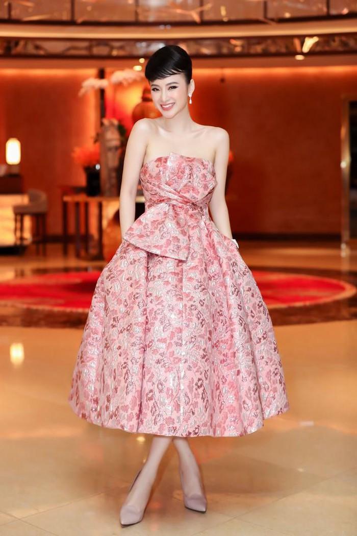 Vừa đăng quang, Á hậu Phương Nga - Hoa hậu Tiểu Vy đã đụng độ chan chát với vô số mỹ nhân Ảnh 8