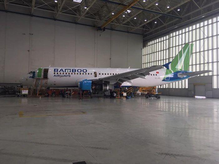Máy bay của hãng hàng không Bamboo AirWays 'sẵn sàng' cất cánh Ảnh 3