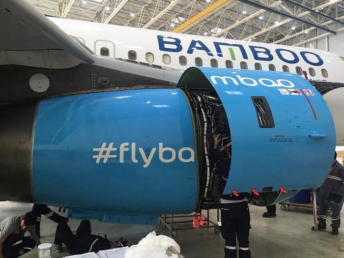 Máy bay của hãng hàng không Bamboo AirWays 'sẵn sàng' cất cánh Ảnh 5